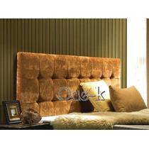 Respaldo Sommier Cama, Diseños Exclusivo Y Moderno One-k