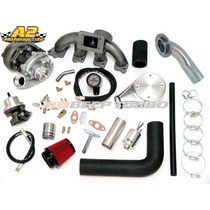 Kit Turbo Gol / Voyage G5 1.0 Ea111 Com Turbina