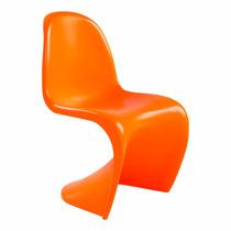 Cadeira Panton Para Crianças Kids - Tamanho Infantil