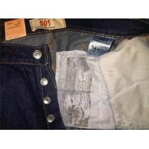 Pantalones Levis Usa -corte Original De Excelente Calidad!