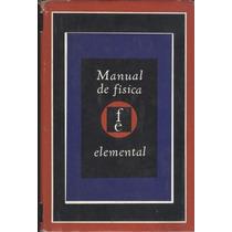Manual De Física Elemental.