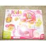 Cocina Kid Kitchen Para Niñas Luces, Sonidos + Accesorios