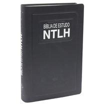 Bíblia De Estudo Ntlh Novo Tamanho Nova Cor Frete Grátis