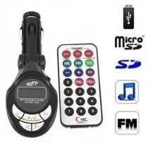 Reproductor Mp3 Para Carro - Radio Fm Carro