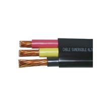 Cable Sumergible Plano De 3x10 600v Para Bomba De Agua