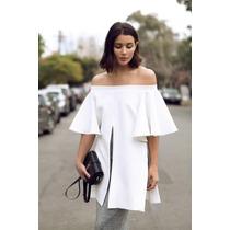 Blusas De Mujer Campesinas De Moda Todos Los Colores 016