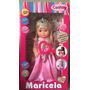 Maricela Princesa Muñeca Que Habla Cariñito Forevertoys