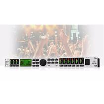 Dcx2496 Crossover Digital Behringer Bivolt Frete Gratis!
