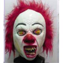 Mascaras Halloween Dia De Muertos Payaso