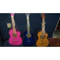 Guitarra Acustica Tipo Requinto