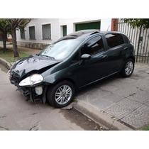 Vendo Fiat Punto Essence1.6 16v Chocado Oportunidad Chapista