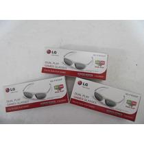 Óculos Dual Play Polarizados - Lg - Ag-f400dp - Original
