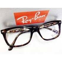 Armação Óculos Rb5228 Tartaruga