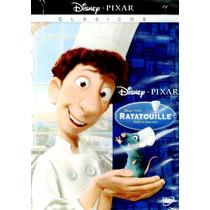 Dvd Ratatouille ( Ratatouille ) 2007 - Brad Bird