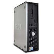 Cpu Dell Mini Optiplex 320 Dual 2gb Hd 160gb Wifi