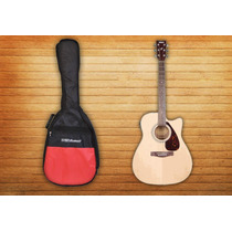 Funda Acolchada - Para Guitarra Acústica - Yamaha Fx370c