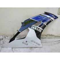 Carenado Derecho Yamaha R6 2013 Edicion Purplish Blue