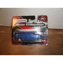 Kidconnection Camioneta2000 Chrevrolet Express Van Azul 1:64