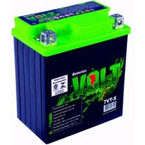 Bateria De Moto Honda Cg 150 Es / Esd Até 2008 Ytx7-bs 7ah