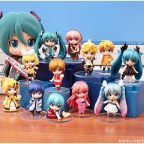 Hatsune Miku Nendoroid Petite Selection - Kaito - Luka - Len