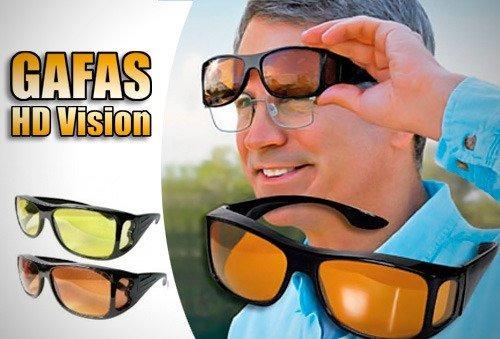 0fb9a6f1ecfc9 Gafas De Sol Y Noche Lentes Hd Mejora Vision 2x1 -   35.000 en Mercado Libre