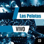 Las Pelotas - En Vivo ( Cd ) - Los Chiquibum