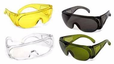 8c0b2bd6b22fb Óculos De Proteção Varias Cores Panda Kalipso Ipi C.a - R  13,86 em ...