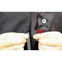Botão Espião Micro Camera Escondida Igual Caneta Espiã
