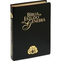 Bíblia Genebra + Biblia Da Pregadora + Nvi Estudo + Cronológ