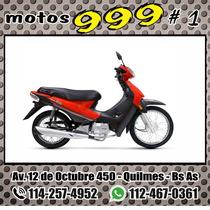Zanella Zb 110 Z1 100% Financiada En Cuotas Fijas Y En Pesos