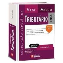 2014 - Vade Mecum Tributário - Legislação Específica - 8ª Ed