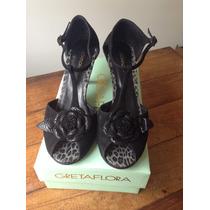 Zapatos Sandalias Tango Gretaflora