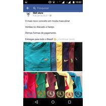 Camisetas E Pólos Grandes Marcas Atacado E Varejo Revenda