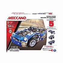 Meccano 16208 Race Cars Autos De Carrera 5 Modelos