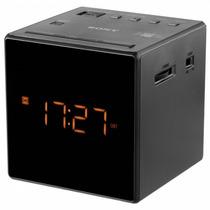 Radio Reloj Despertador Sony Icf-c1 Am/fm 12 Cuotas :)
