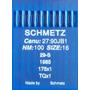 Aguja Schmetz 175x1 - Maquina Botonera - Blister