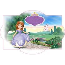 Kit Imprimible Modificable La Princesa Sofia Motivo Rosado