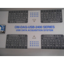 Logger.modulo Adquisicion Datos 8-16 Canales Por Usb.omega