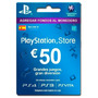 Tarjeta Psn 50 Eur España Game Masters