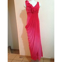 Vestido Largo Color Coral !!!