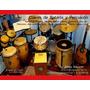 Clases De Batería Y Percusión (zona Flores)