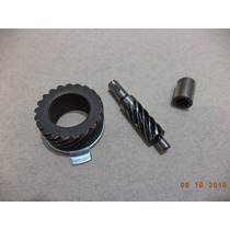 Engrenagem + Pinhao Velocimetro Cg 150 Titan Ks (de Ferro)