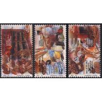 1060 México Arte Del Pan Scott#2061a 3 S $2.30 Usados 1997