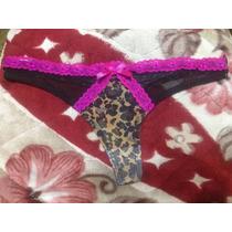 Tangas Bombachas Colaless Animal Print 5 Modelos Sexy Erótic