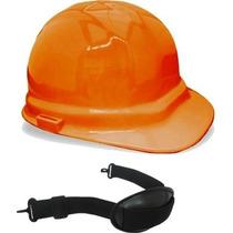 Casco Con Barbiquejo Seguridad Y Protección Industrial Iga