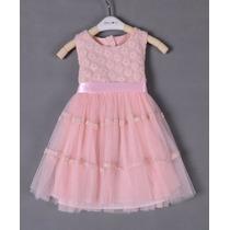 Vestido Infantil Princesa Festa Aniversario