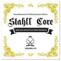 Encordoamento Profissional Perlon Violino 4/4 Stahll Core