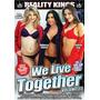 We Live Together #22 ( Rebeca Linares) Lesbico, Strap On D