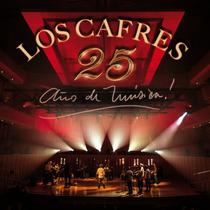 Los Cafres - 25 Años De Musica (dvd) - Los Chiquibum