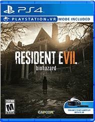 Juegos Vr Resident Evil 7 Biohazard Ps4 S 169 00 En Mercado Libre
